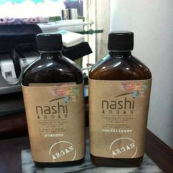 Set dầu gội phục hồi NASHI ARGAN 500ml