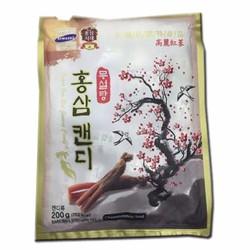 Kẹo hồng sâm không đường Korean red ginseng candy sugar free