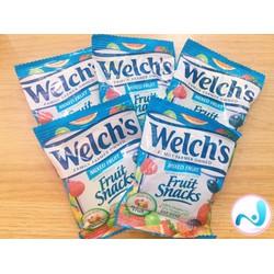 Combo 5 Kẹo dẻo trái cây Welch - hàng xách tay Mỹ