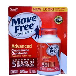 Viên uống bổ khớp Schiff Move Free Advanced 170 viên
