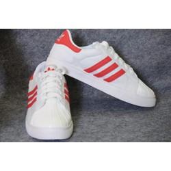 [Có Bảo Hành ] Giày nam thể thao 3 sọc đỏ,đảm bảo giá tốt nhất