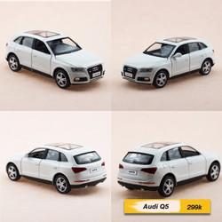 Mô hình Audi Q5 đẳng cấp thương hiệu