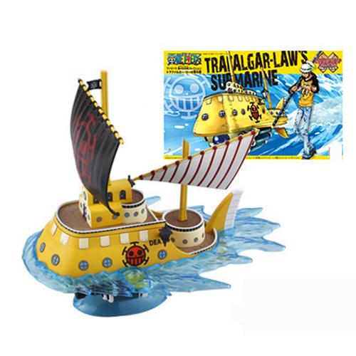 Mô hình thuyền Tàu Law Trafalgar One Piece Sunny