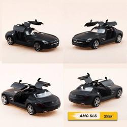 Mô hình xe ô tô AMG SLS