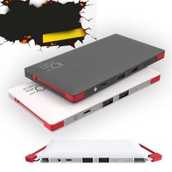 Pin sạc dự phòng 4 cổng USB 10000 mah