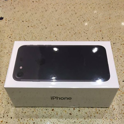 iPHONE 7 32gb Black Matte