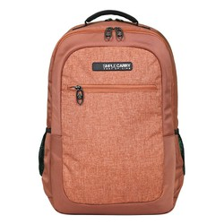 Balo153-Balo đựng laptop 14 inch simplecarry B2B17 Brown