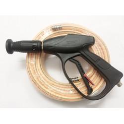 Bộ vòi xịt rửa kèm dây cao áp điều chỉnh-đầu loe 10m