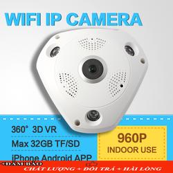 Camera VR 360 độ HD 960p 3D