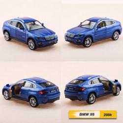 Mô hình xe BMW X6 hầm hố
