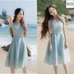 Đầm Xòe Xinh Xắn Đầm Dự Tiệc
