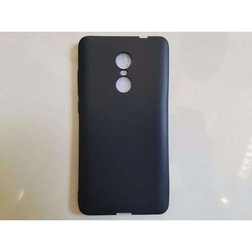 Ốp lưng Xiaomi Redmi Note 4x dẻo màu đen