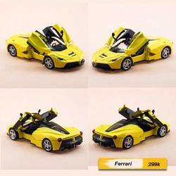 Mô hình siêu xe Ferrari thể thao