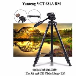 Chân máy ảnh chuyên nghiệp Yunteng VCT 681A RM