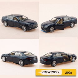 Mô hình xe BMW 760Li sang trọng