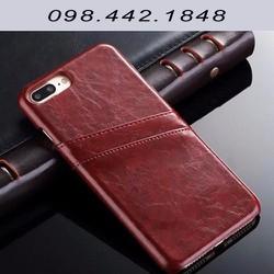 Bao da iphone 7 kiêm ví đựng thẻ tiện dụng