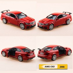 Mô hình xe ô tô AMG C63