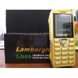 Điện thoại Lamborghini LB69 pin khủng 18000mAh