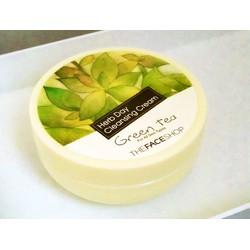 Kem tẩy trang Herb Day 365 Cleansing Cream Green Tea – Trà Xanh