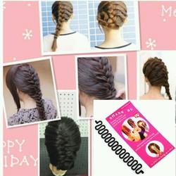 Combo 2 dụng cụ tết tóc