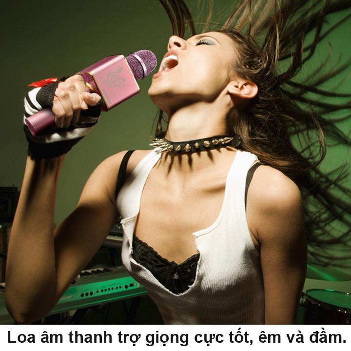 Mic Karaoke JY-50 Cực Hay [ Kết nối 2 micro cùng lúc ] 1