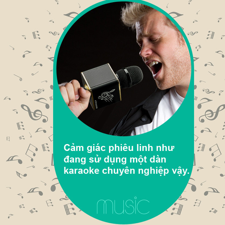 Mic Karaoke JY-50 Cực Hay [ Kết nối 2 micro cùng lúc ] 2