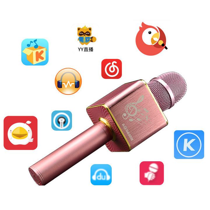 Mic Karaoke JY-50 Cực Hay [ Kết nối 2 micro cùng lúc ] 10