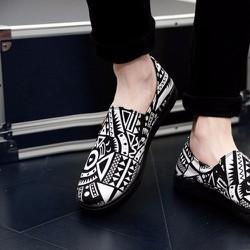 Giày lười nam CÁ TÍNH thời trang