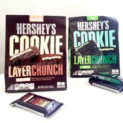 hershey cookies layer crunch