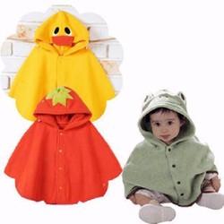 Áo khoác  1 lớp  cho bé