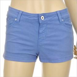 Quần short jeans ROEMHàn Quốc XANH NHẠT