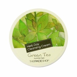 Kem Tẩy Trang Herb Day 365 Cleansing Cream The FaceShop