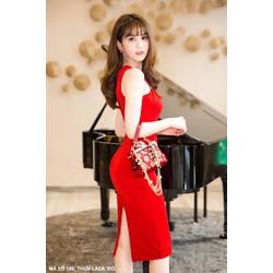 Đầm ôm Ngọc Trinh Sang Trọng