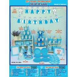 phụ kiện sinh nhật con dê