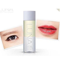 ♦♦Nước tẩy trang vùng môi và mắt  LUNA