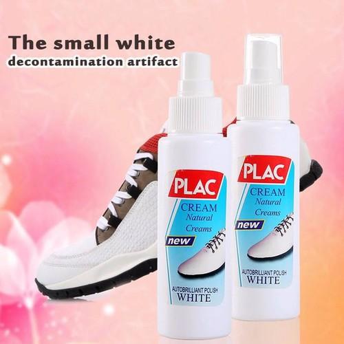 Xịt trắng giầy Plac, Peac