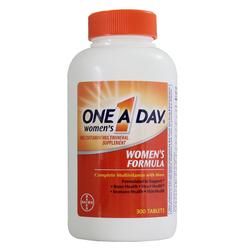 Viên uống dành cho phụ nữ One A Day Women Multivitamin 300 viên