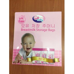 Túi trữ sữa GB Baby Hàn Quốc