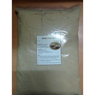 Màng cám gạo nguyên chất 1000g - mangcamgao thumbnail