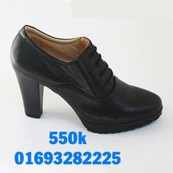 Giày sĩ quan nữ cao cấp