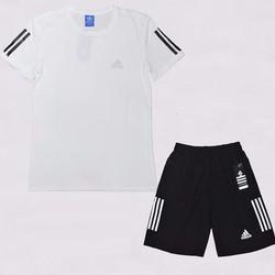 Bộ quần áo thể thao A.di.das mẫu truyền thống