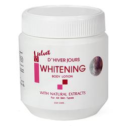 Kem Body Lotion Whitening Velve Thái Lan