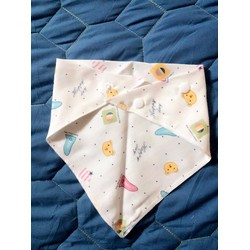 Sét 5khăn tam giác xô hoa nhật