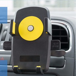 Giá kẹp điện thoại trên xe hơi dùng cho lỗ thông gió