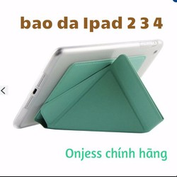 Bao da Ipad 2 3 4 Onjess chính hãng
