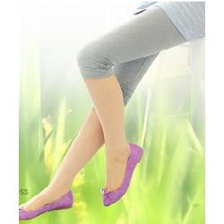 Quần legging lửng cho mẹ bầu