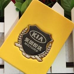 Logo dán xe hãng Kia