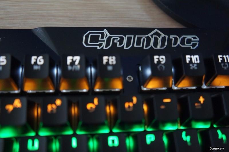 Bàn phím cơ chuyên Game GK2600 4