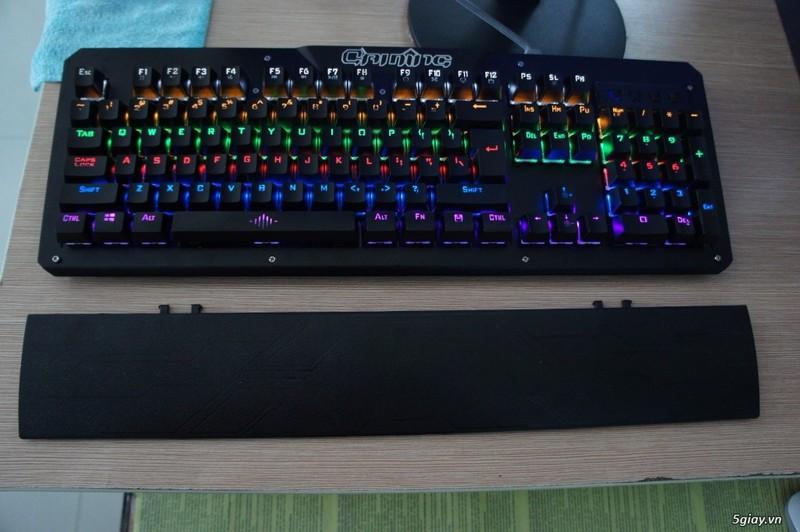 Bàn phím cơ chuyên Game GK2600 3