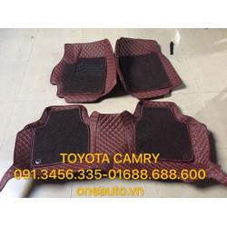 Thảm lót sàn da Toyota Camry